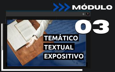 textual tematico e expositivo